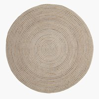Rug SANDELTRE D120 natural/grey