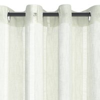 Záclona RIEN 1x140x300 krémová