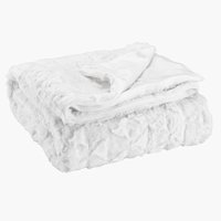 Throw STENROS 130x170 off-white