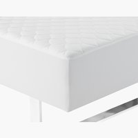 Quilted mattress protector SGL