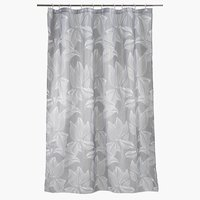 Shower curtain BETTNA 150x200 grey