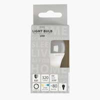 Light bulb TORE 4W E27 LED 320 lumen