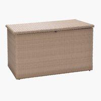 Cushion box TAMBOHUSE W150xH91xD77 nat.