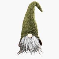 Nisse ODIN H56cm grønn