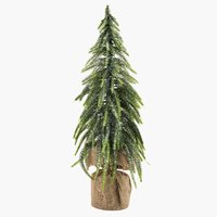 Artificial tree FREKE H45cm green
