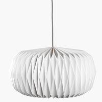 Lámpara de techo VALDER Ø44xA25cm blanco