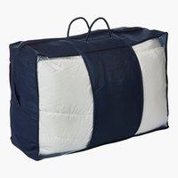 Bolsa edredones y almohadas 60x40x26 cm