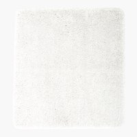 Badematte UNI DE LUXE 45x50 weiß