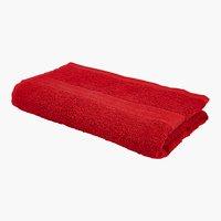 Asciugamano BREEZE rosso