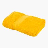 Handtuch KRONBORG DE LUXE gelb