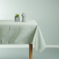 Tablecloth BLOMME 140x240 mint