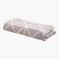 Handtuch SOFIL GRAPHIC grau