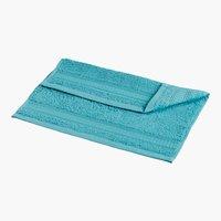 Waschlappen KRONBORG DE LUXE blau