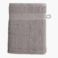 Manopla baño CLASSIC LINE gris