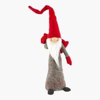 Weihnachtsmann BILLING H41cm rot