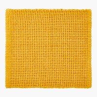 Tappetino bagno NOLVIK 45x50 giallo
