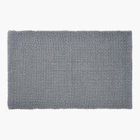 Tappetino bagno NOVO 50x80 grigio