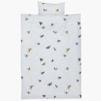 Duvet cover BILLA JUN blue