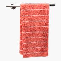 Telo da bagno SOFIL STRIPE rosa antico