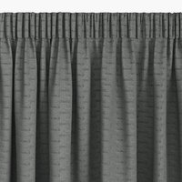 Rideau occultant VANNA 1x140x300 gris f.