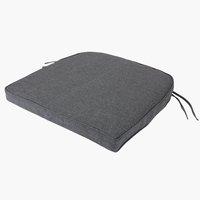 Cushion chair seat UDSIGTEN dark grey