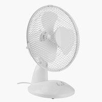 Stoni ventilator JERPE Ø23xV37 bela