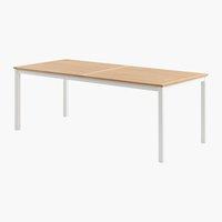 Table RAMTEN 90x206 bois