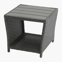 Side table STORD W45xL45xH40 grey