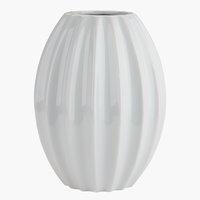 Vaza EVALD Ø17xV23cm siva