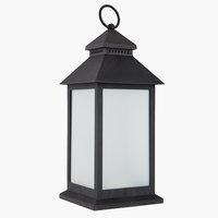 Farol FEUER A14xL14xA31cm negro LED
