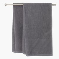 Πετσέτα μπάνιου GISTAD 65x130 γκρι