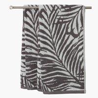 Handtuch HORDA grau