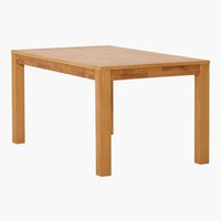 Dining table HAGE 90x150 royal oak