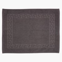 Bath mat MUNGA 50x70 grey