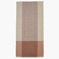 Teppich BERGASTER 70x140 beige/braun