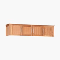 Altillo NEW OAK 176x42 natural/roble