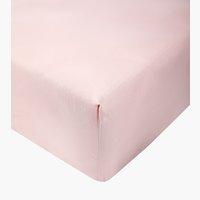 Lenzuolo 180x280cm rosa