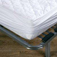 Protector colchón 135x190x20 cm blanco