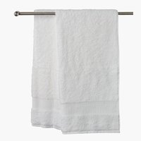 Lençol banho KRONBORG DE LUXE branco