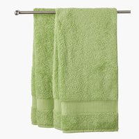 Asciugamano KRONBORG DE LUXE verde