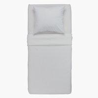 Compl. lenzuola DANA 160x240 bianco