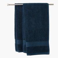 Bath sheet KARLSTAD 100x150 navy