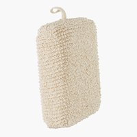Esponja de banho VAD c/capa de algodão