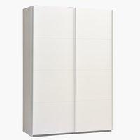 Ντουλάπα SALTOV 150x223 λευκό