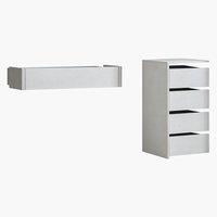 Akcesoria do szafy SALTOV 204