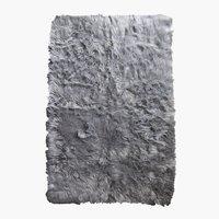 Teppich SOLDUG 120x180 grau