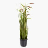 Τεχνητό φυτό GODSKE Ø18xΥ75cm