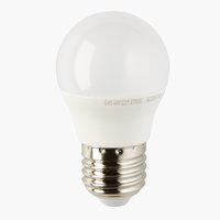 Lampadina TORE 4W E27 LED 320 lumen