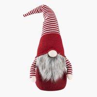 Elfo natalizio DVALIN H50cm rosso