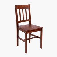 Trpez. stolica TYLSTRUP kafa